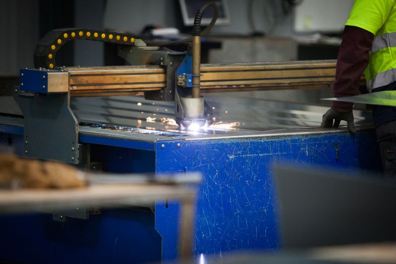 توليد النيتروجين في القطع بالليزر