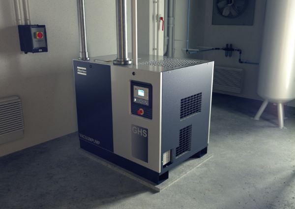 ضواغط الهواء الصناعية