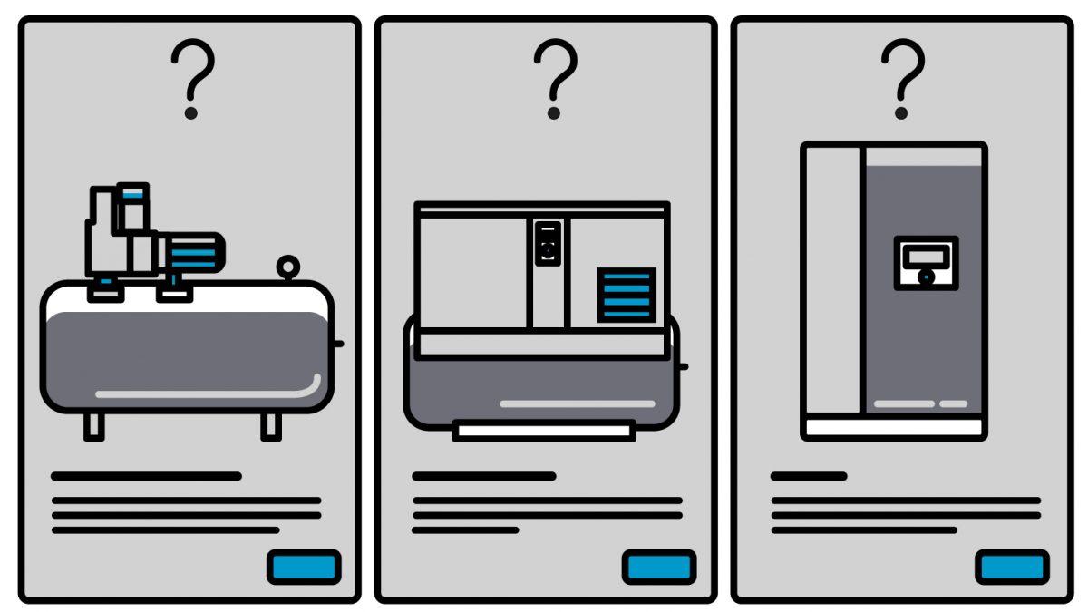 كيفية اختيار ضاغط الهواء الأمثل لمصنعك