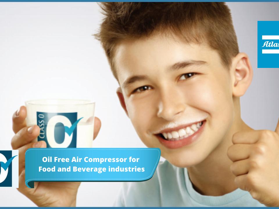 ضواغط الهواء في صناعة الأغذية